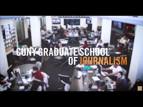 CUNY J School Gets the Job Done
