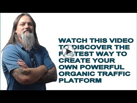 Organic Traffic Platform Review Demo by Cliff Carrigan - Software Solution For Never Ending Traffic