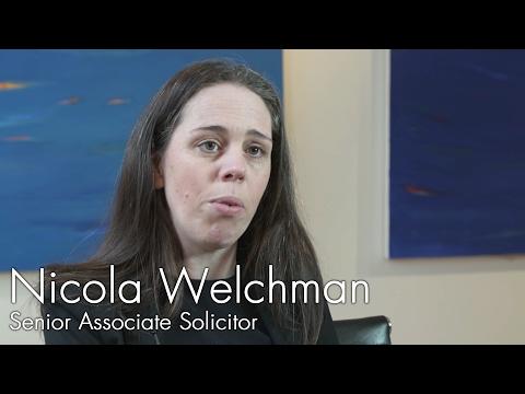 Nicola Welchman - Senior Associate Solicitor at Monaco Solicitors