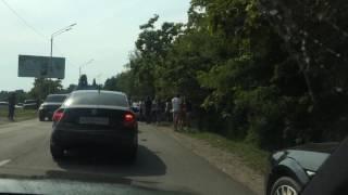 Авария в Абхазии Новый Афон