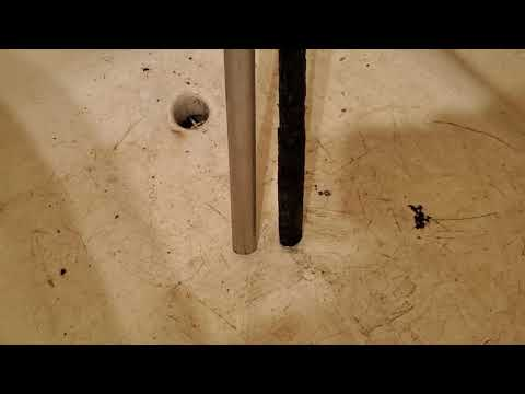 GE - Rheem 50 Gallon Anode Change