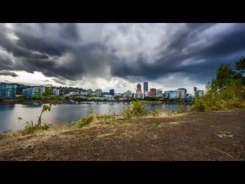 Portland, Oregon - The City of Roses