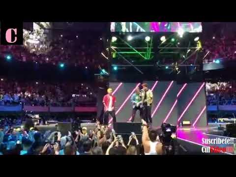 Bad Bunny Ft Prince Royce, J Balvin Sensualidad en vivo