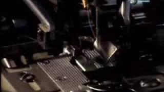 Fabricación del jean