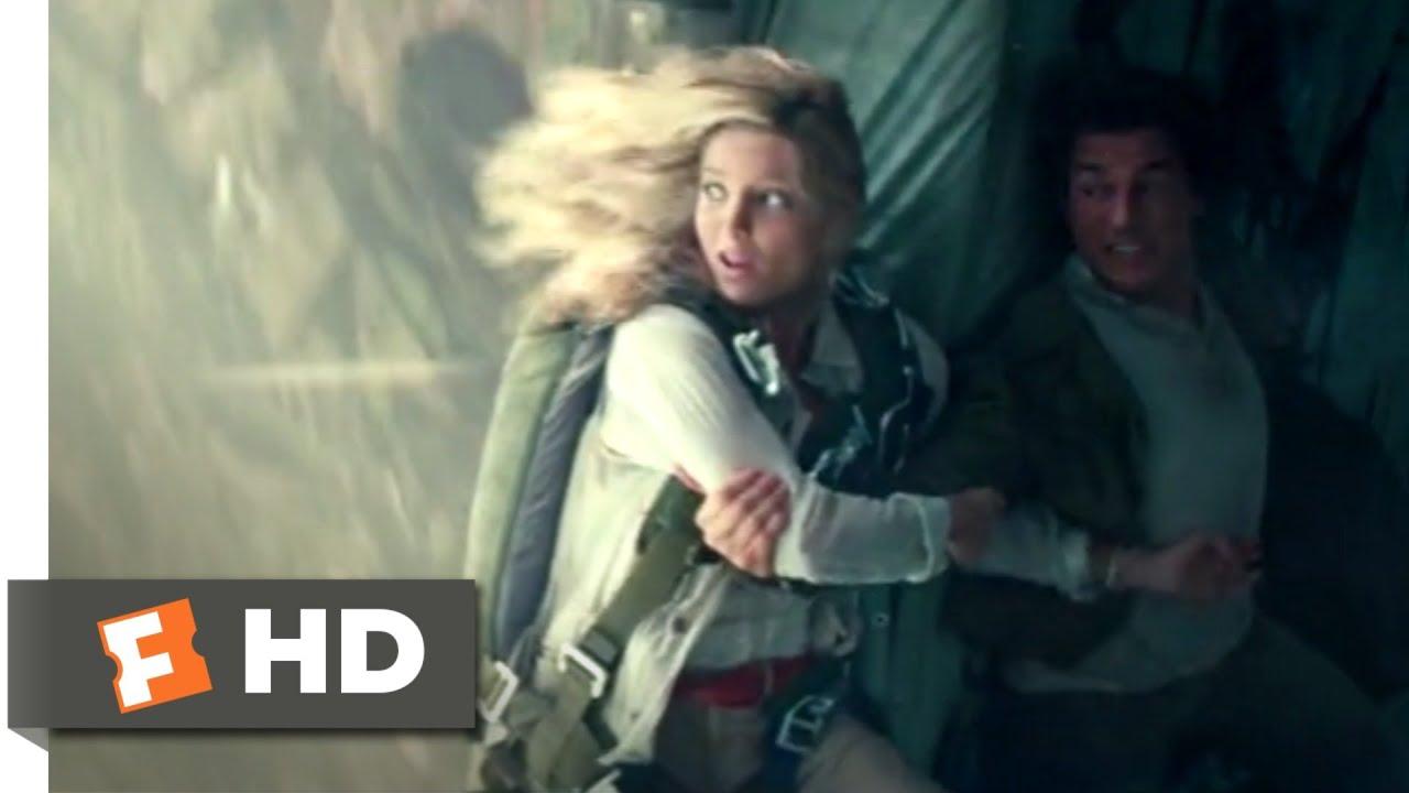 The Mummy (2017) - The Plane Crash Scene (1/10) | Movieclips - YouTube