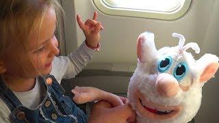 Наш ПЕРЕЛЕТ Симферополь-Норильск/ Купили БУБУ/ Видео для детей