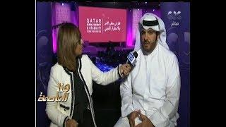 هنا العاصمة | كاميرا سي بي سي ترصد لقاء مع محمد بن بحمد المري