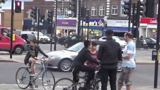Live Quran being played out at Stamford Hill
