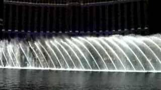 Bellagio Fountain Show, Elton John - Your Song