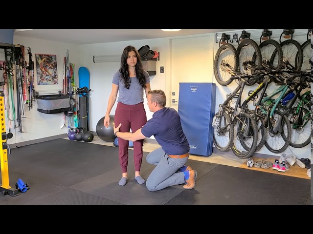 Hip Examination with Dr. Ian Lutz