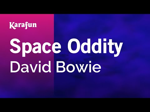 Karaoke Space Oddity - David Bowie *