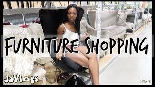 Furniture Shopping   Family Vlogs   JaVlogs
