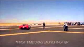 who will win the race 50 000 kawasaki vs 1 500 000 bugatti