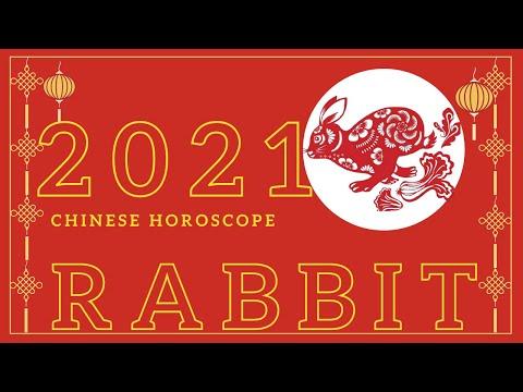 2021 Rabbit Horoscope Prediction   Rabbit 1939, 1951, 1963, 1975, 1987, 1999, 2011, 2023.
