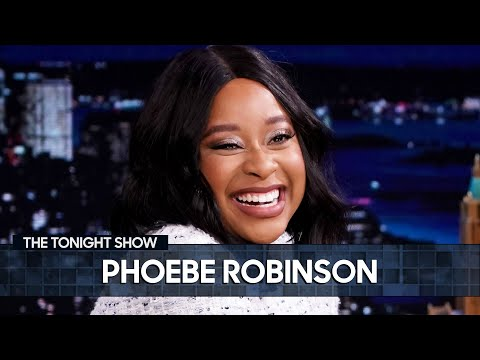 Phoebe Robinson Made Her Hatred for Outside Clothes a Personality Trait   The Tonight Show