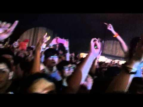David Guetta  Titanium Live In Hong Kong Asia World Expo 1052013