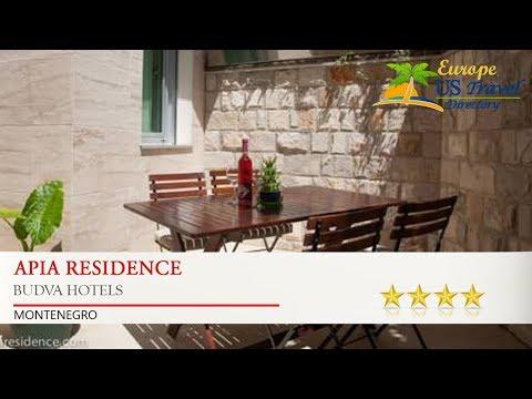 Apia Residence - Budva Hotels, Montenegro