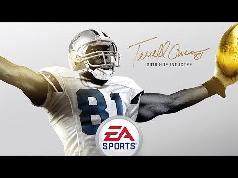 Madden 19 1st Screenshots! Terrell Owens Cover Athlete!