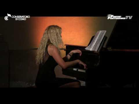 Kalinkovich: Concerto Capriccio su temi di Paganini   Conservatorio Como