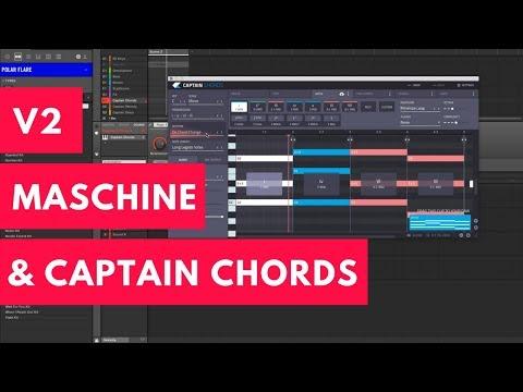 CAPTAIN CHORDS within Maschine | NI Community Forum
