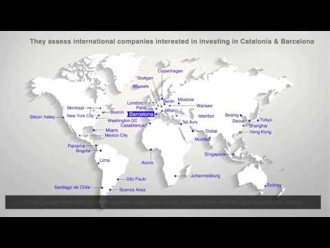 Catalonia Trade & Investment Offices
