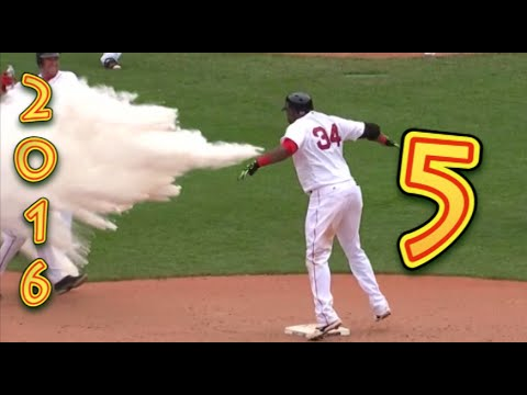 Funny Baseball Bloopers of 2016, Volume Five