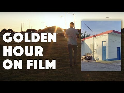 Golden Hour Photography on Film | Photography Tips thumbnail