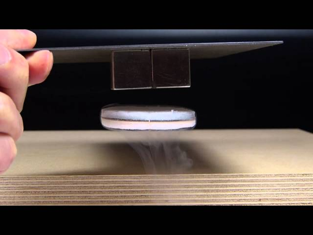 Quantum Levitation Disc Part I