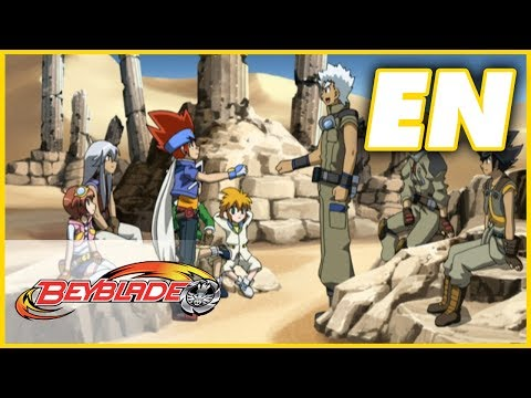 Beyblade Metal Masters: The Bey with a Hero's Name - Ep.63
