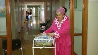в Алматы 51-летняя женщина родила первенца (14. 03.17)