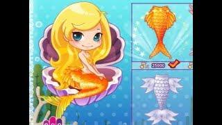мультик игра, Приключения Русалочки #6, игра бродилка , Little Mermaid, #mermaid, #kids