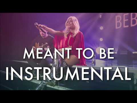 Bebe Rexha & Florida Georgia Line - Meant To Be (Instrumental)