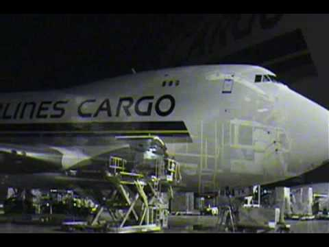 Singapore Airlines Cargo Boeing 747 Service at Hartsfield-Jackson Atlanta (ATL)