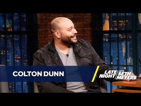 Colton Dunn Was Shocked by the Dutch Tradition of Christmas Blackface