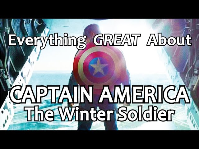 Everything Great About Captain America The Winter Soldier