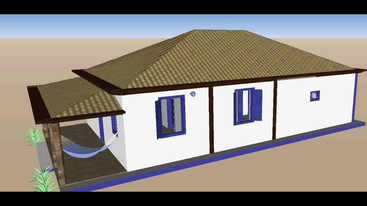 Projeto s tio jardim sophia reforma casa antiga youtube - Reformas en casas pequenas ...