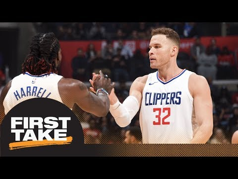 Stephen A. Smith on Blake Griffin trade: He wasn't a franchise player | First Take | ESPN