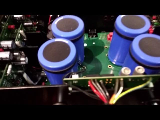 Simaudio Moon 860A power amplifier