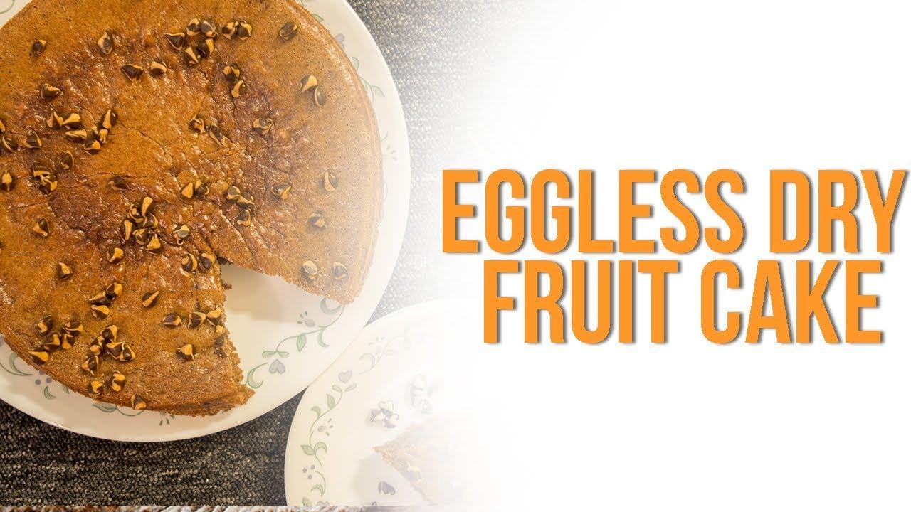 Dry Fruit Cake Recipe Sanjeev Kapoor