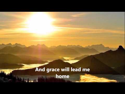 Amazing Grace - Susan Boyle - Lyrics - (HD scenic)
