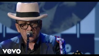 Watch Elvis Costello Jimmie Standing In The Rain video