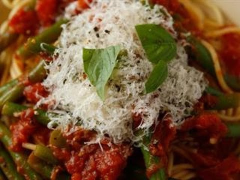 Buddy Valastro's Pasta with Tomatoes and Green Beans