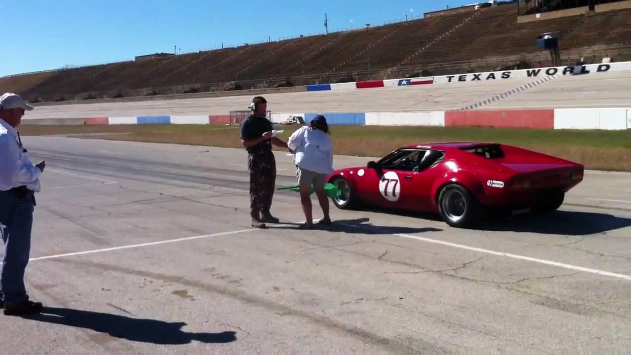 CVAR Vintage Auto Racing - Reverse Start, Sunday Races November 2010 ...