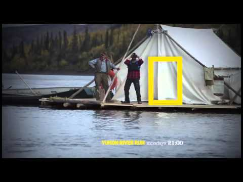 National Geographic Channel - Yukon River Run