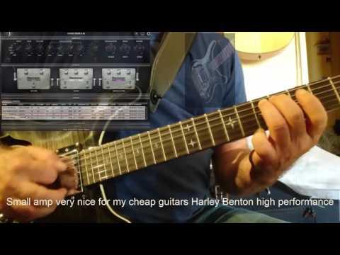 Harley Benton & Blackstar ID Core   One test