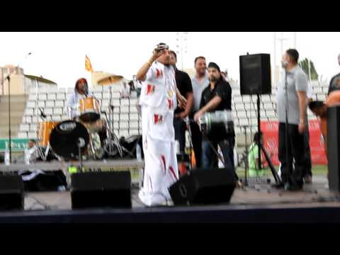 Jazzy b   Dil luteya. Live in Barcelona June 2011