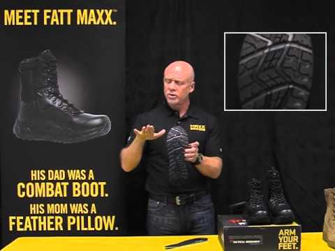 New Maximalist Boot Line from Tactical Research by Belleville