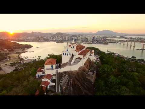 Ep. II Vitoria - Espirito Santo, Brazil - Drone Footage by Joel Miranda