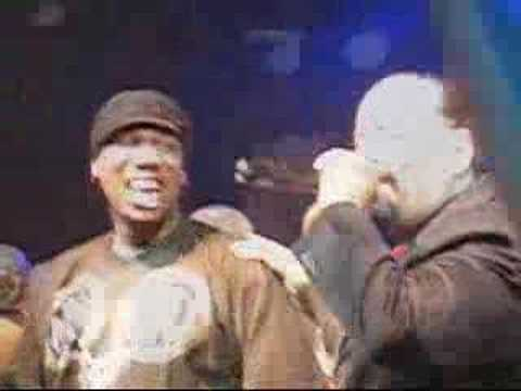 KRS-One & Ice-T Live