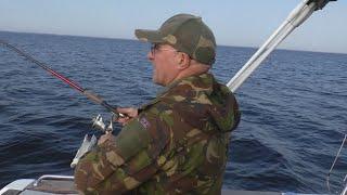 Рыбалка на Ладожском озере Гельмут Вайссвальд
